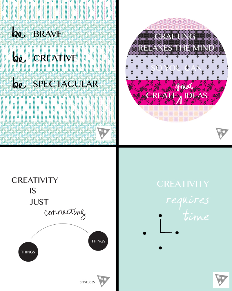 creativity DIY