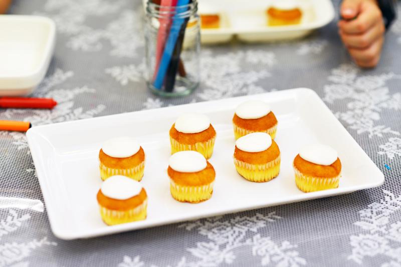decorate cupcakes diy craft singapore kids creativity creative