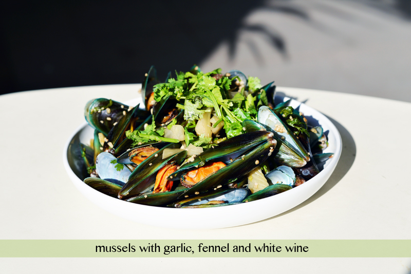 mussels cook recipe white wine singapore