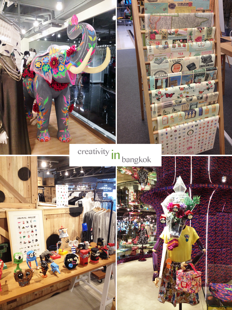 creativity spotlight in bangkok | scissors paper stone blog