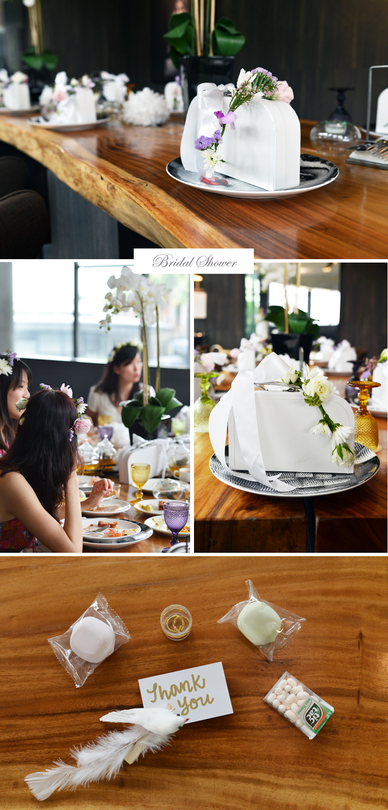 bridal shower | scissors paper stone blog