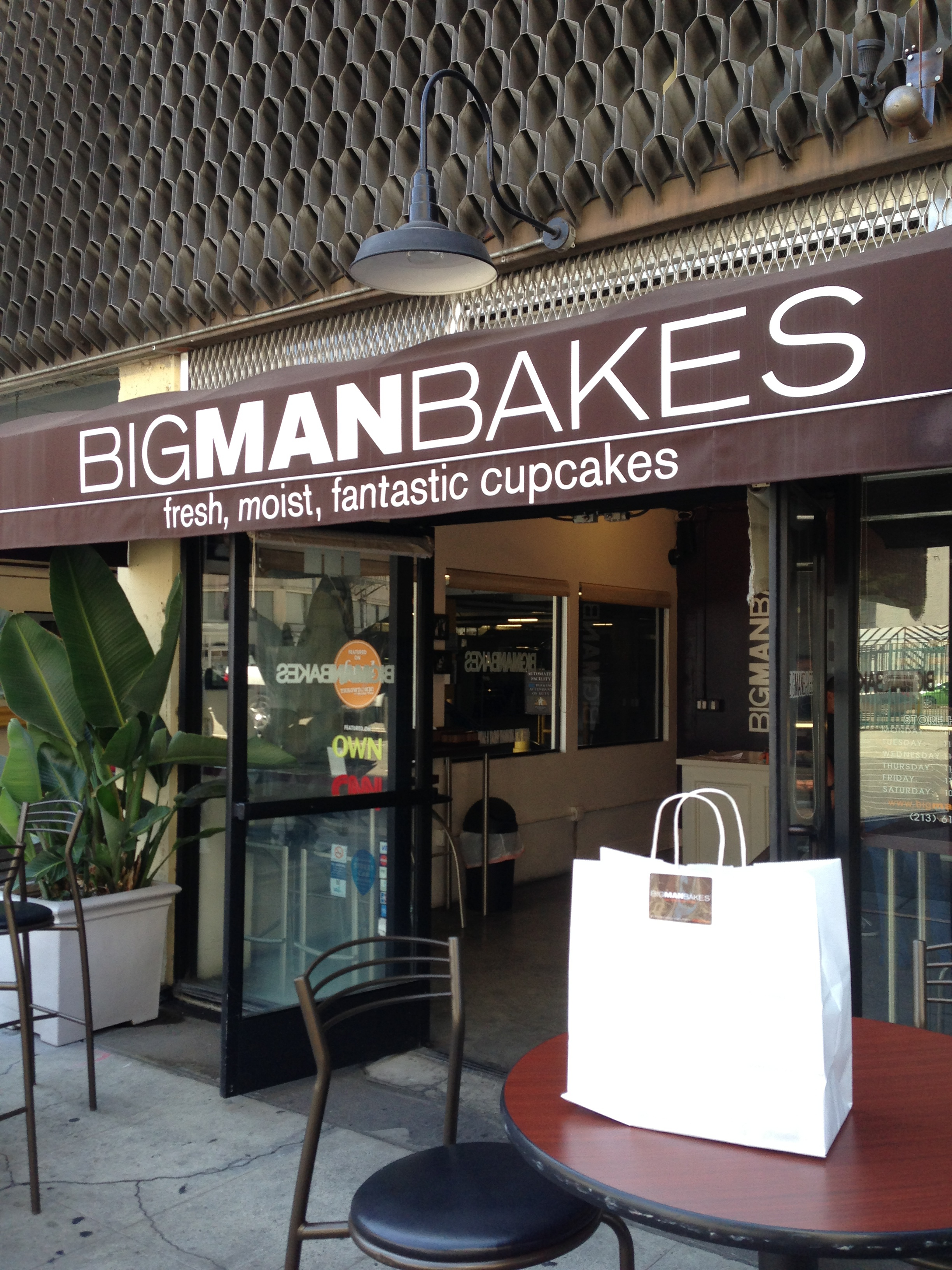 LA Finds :: Big Man Bakes via Scissors Paper Stone blog (www.scissorspaperstoneblog.com)