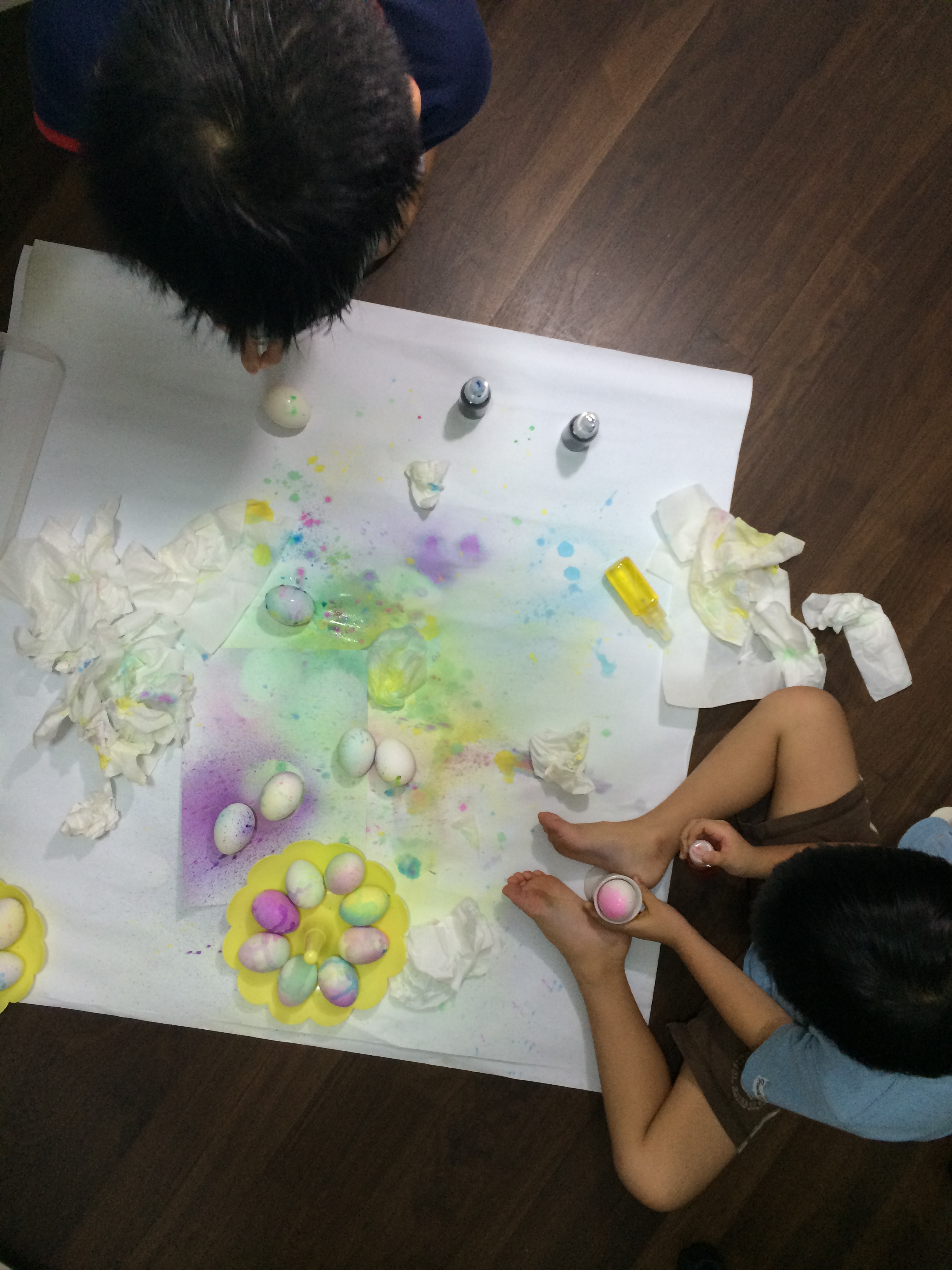 creativity and mess