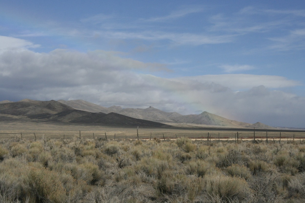 Northwestern Nevada.