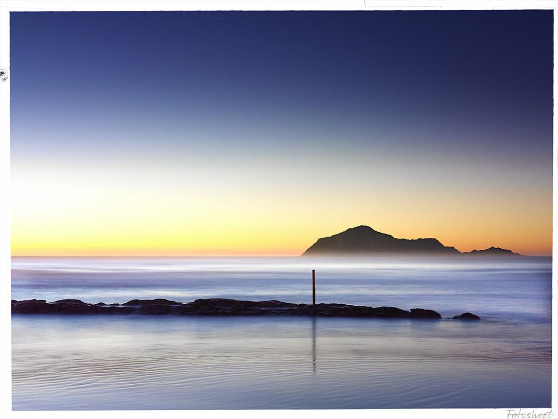 Stunning   Waimarama Beach morning.