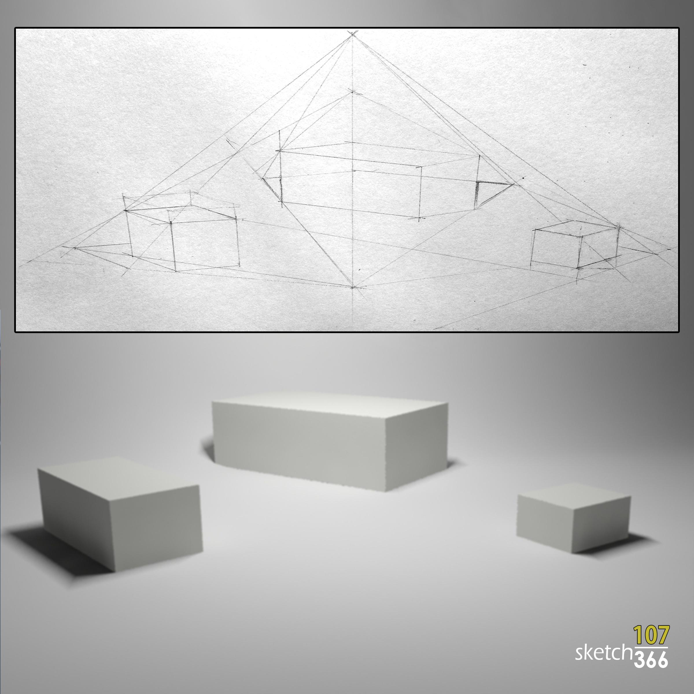 light study model - 3ds max