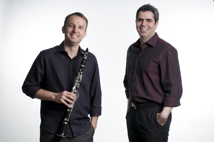 Ovanir Buosi e Horacio Gouveia