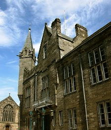 St Andrews Town Hall, Scotland