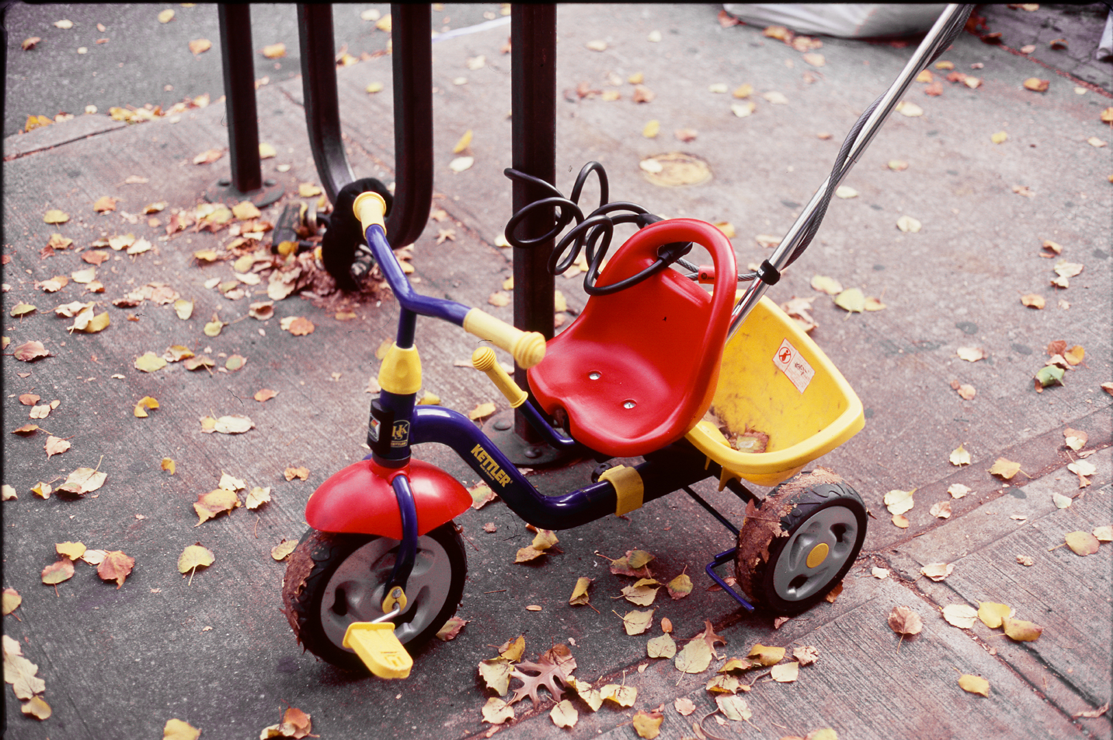Tricycle Thieves
