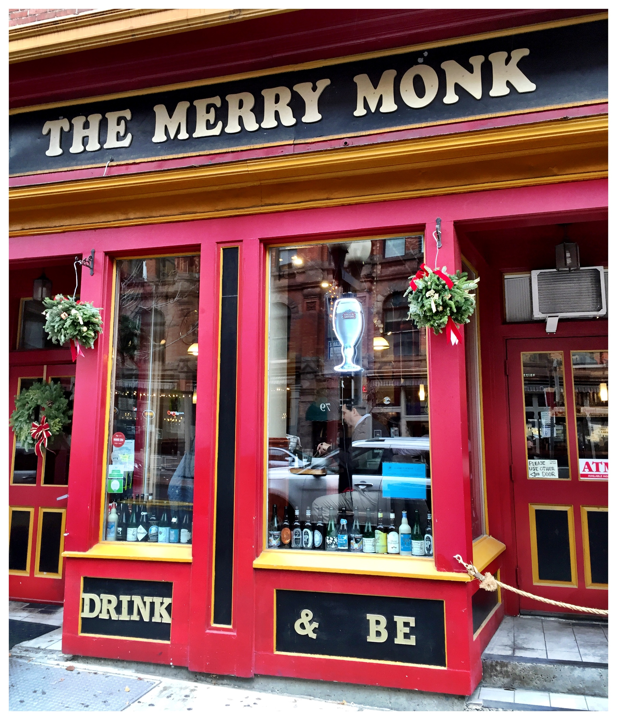 The Merry Monk, Albany NY