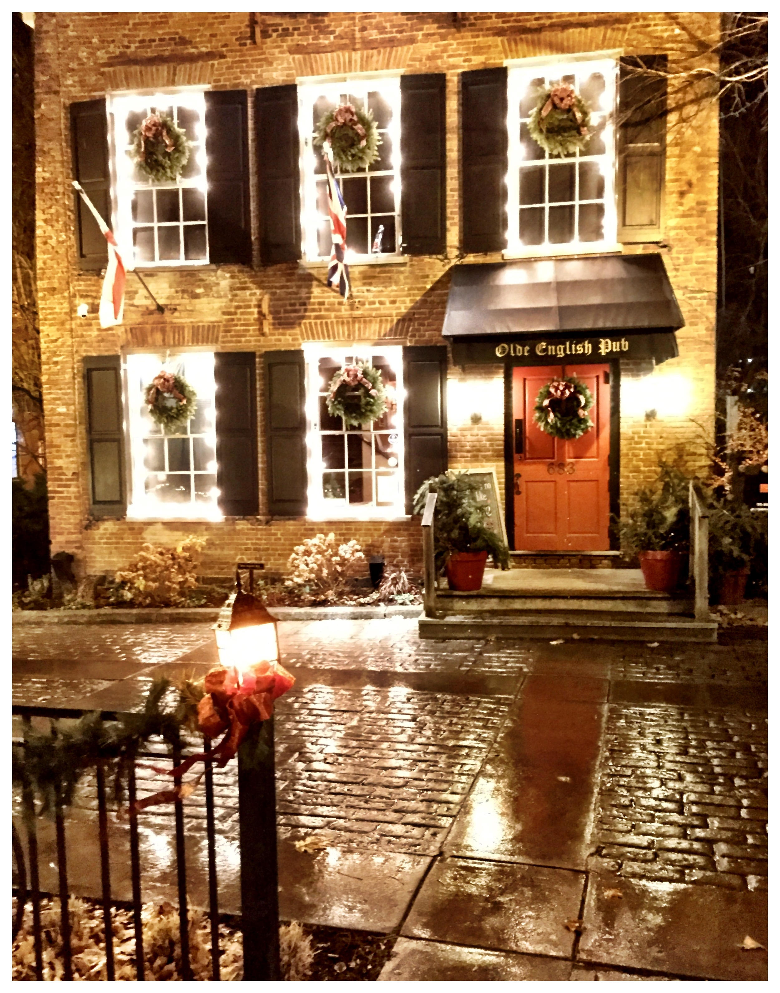 Olde English Pub, Albany NY