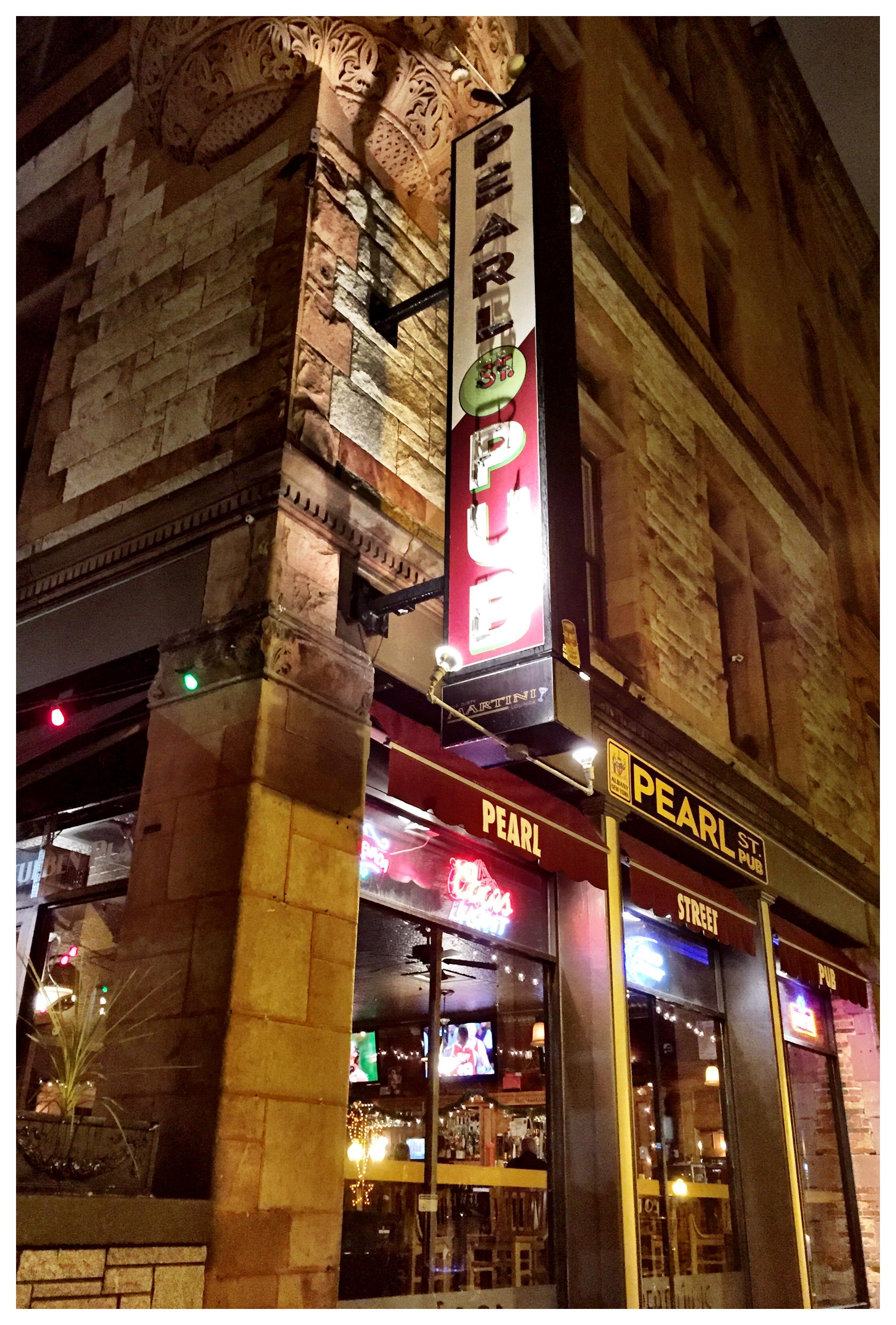 Pearl St Pub, Albany NY