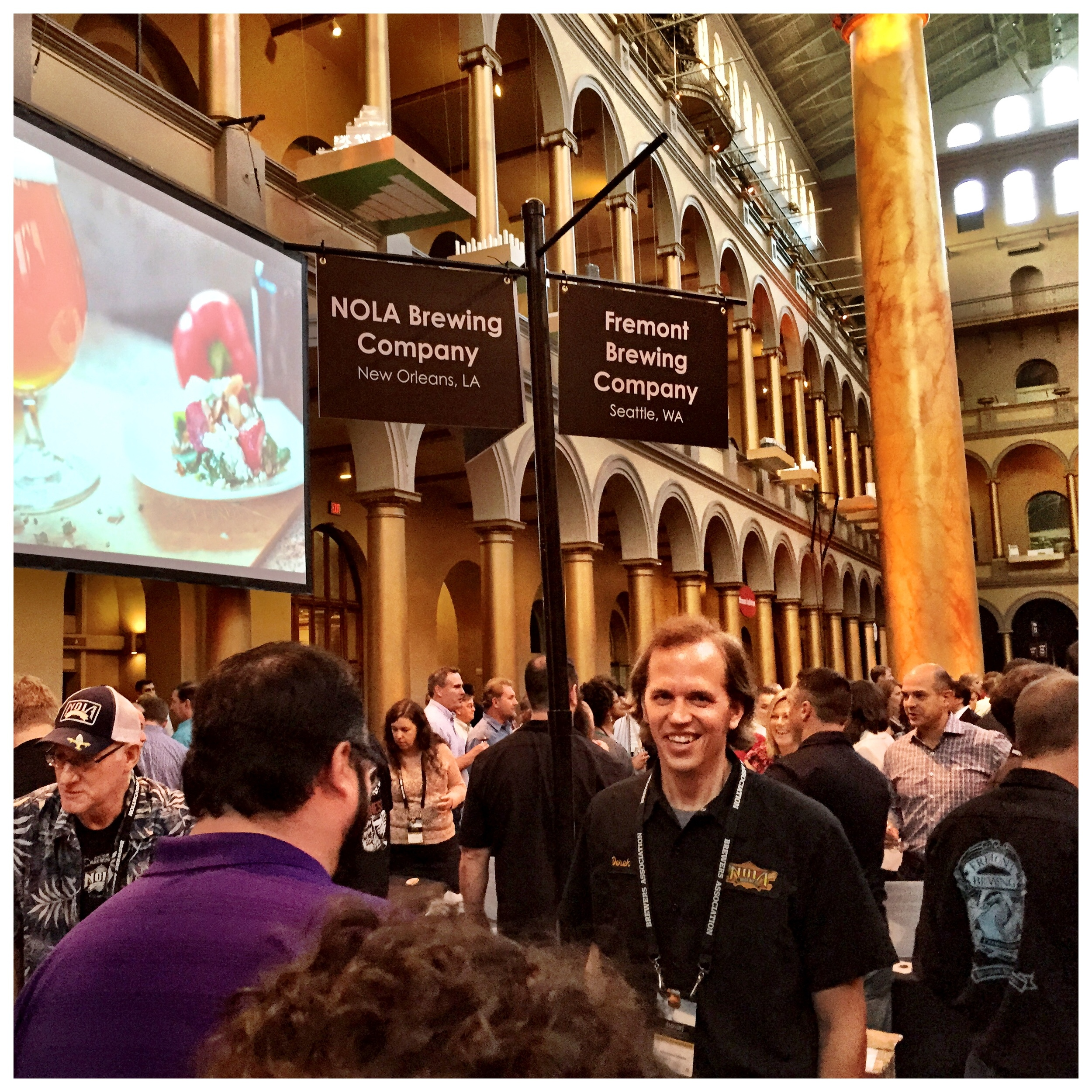 NOLA Brewing Co at SAVOR 2015