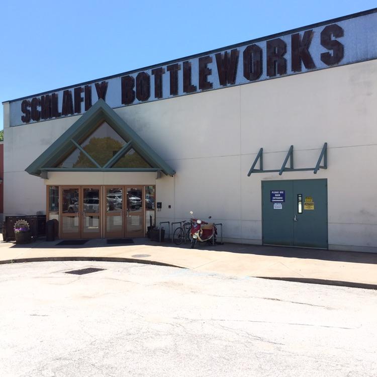 Schlafly Bottleworks, St Louis MO