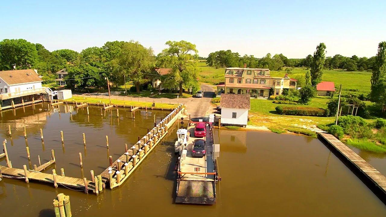 Whitehaven Ferry, Whitehaven, MD