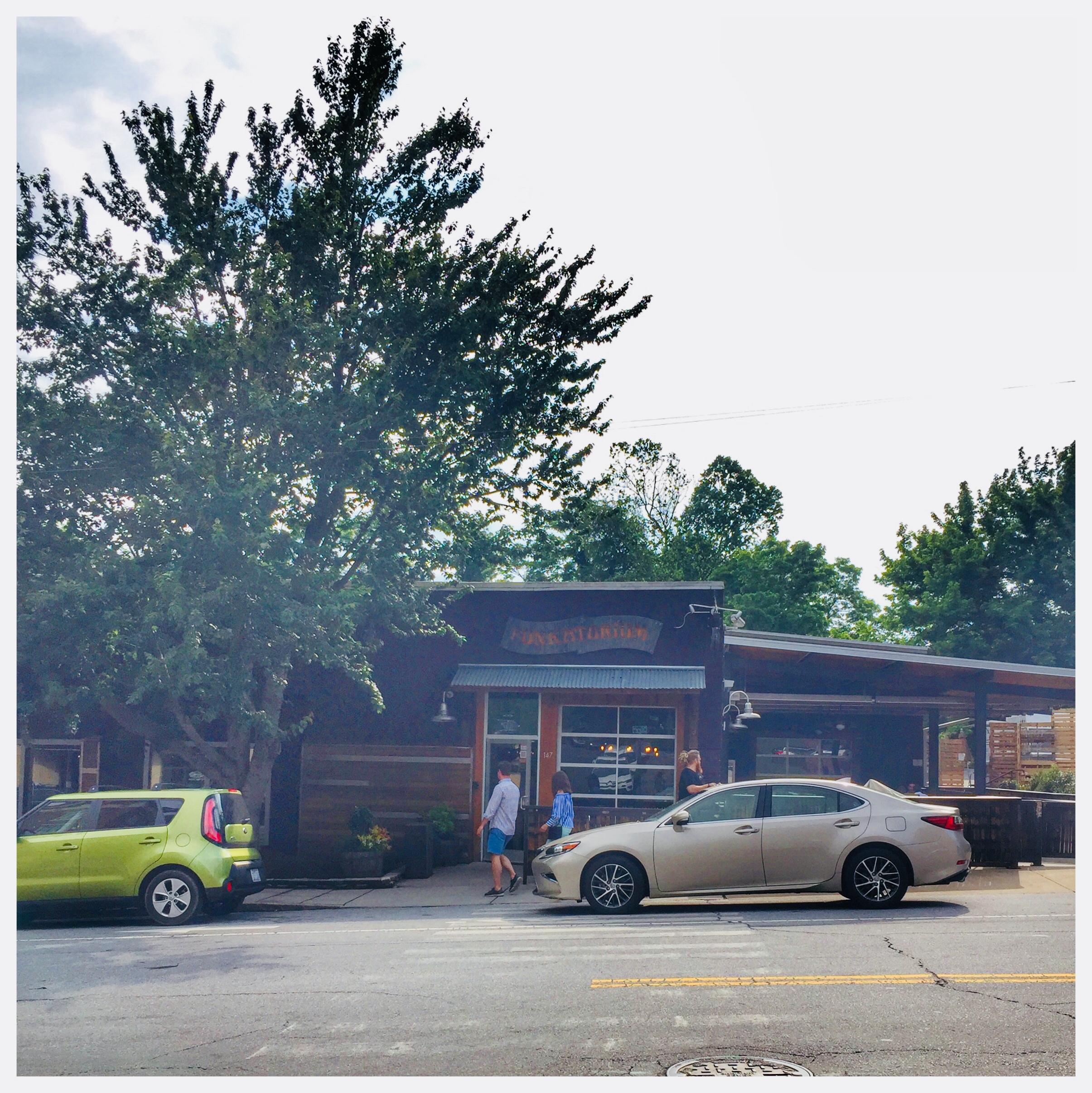 The Wicked Weed Funkatorium streetview