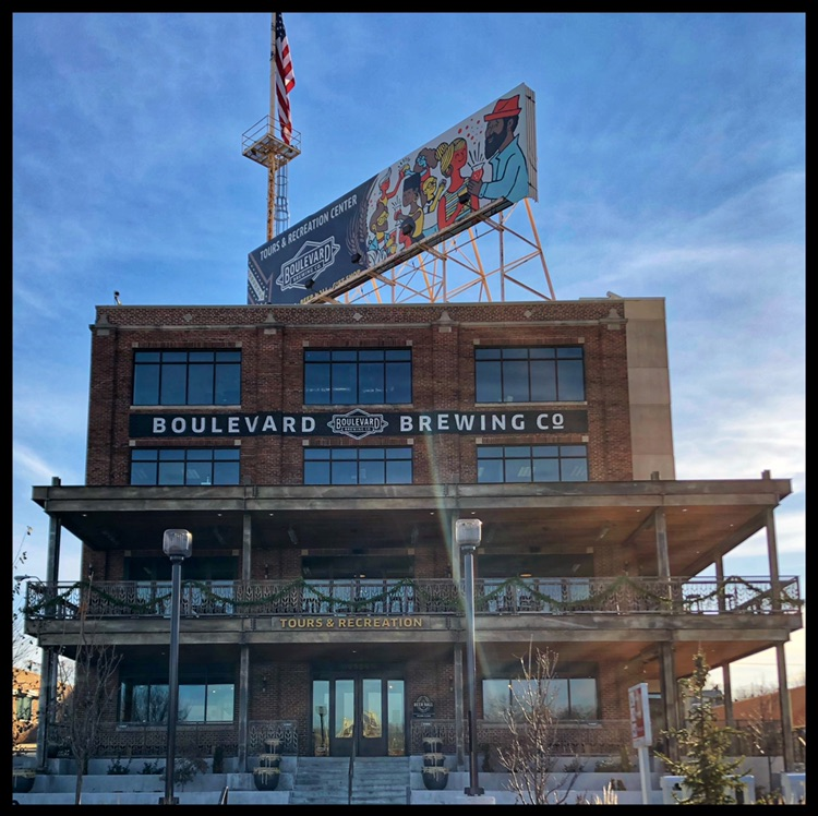 Boulevard Beer Hall - Tours & Recreation… and beer. Sounds like a great combination.