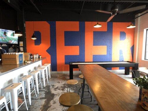 Frederick Beer: Hyper Local — DEEP BEER