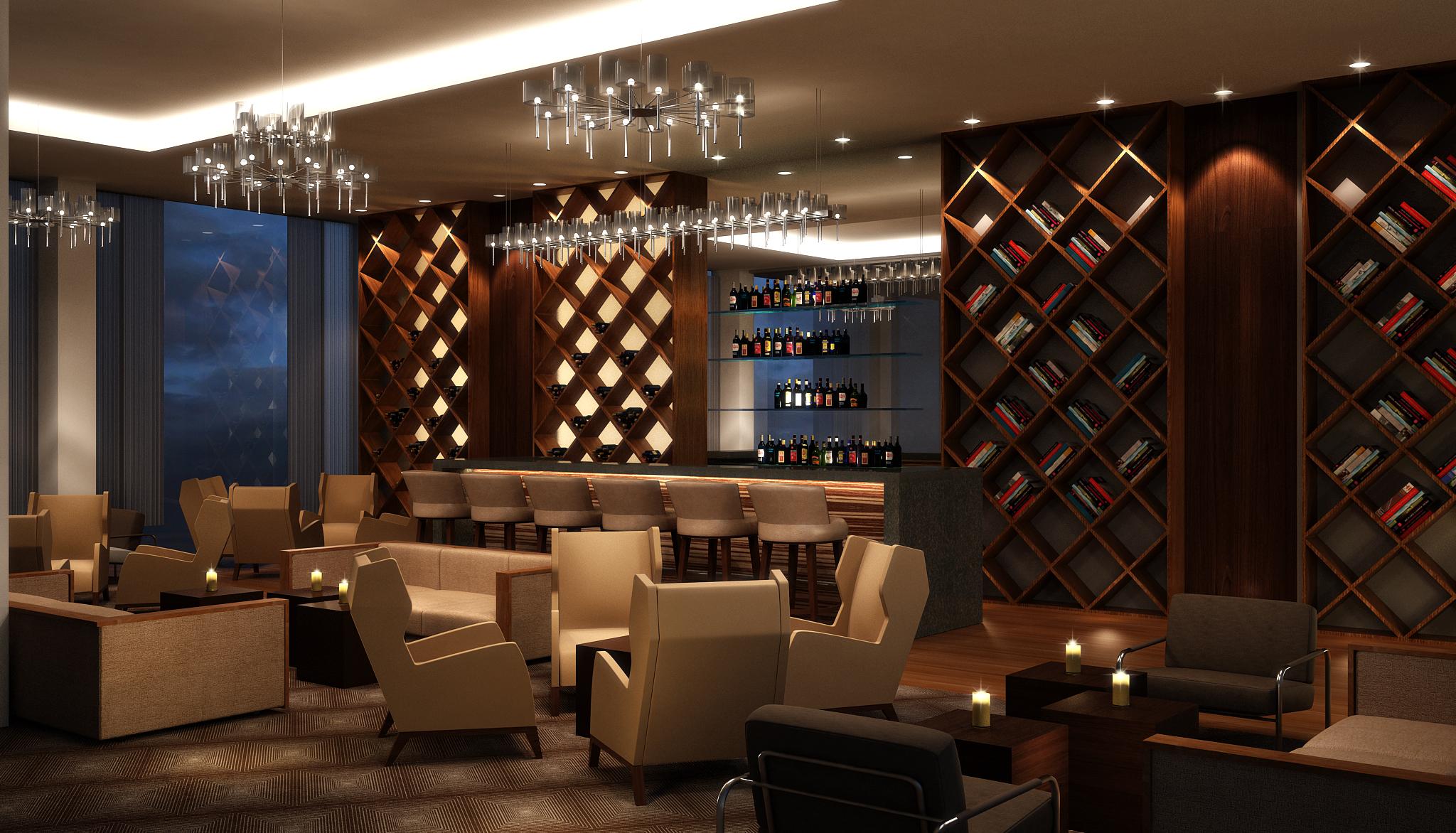 wagholi clubhouse bar