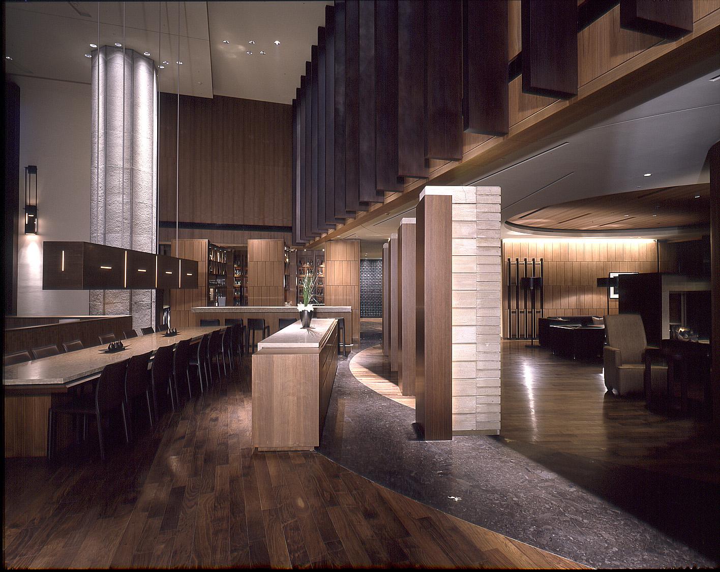shilla hotel - bar lounge
