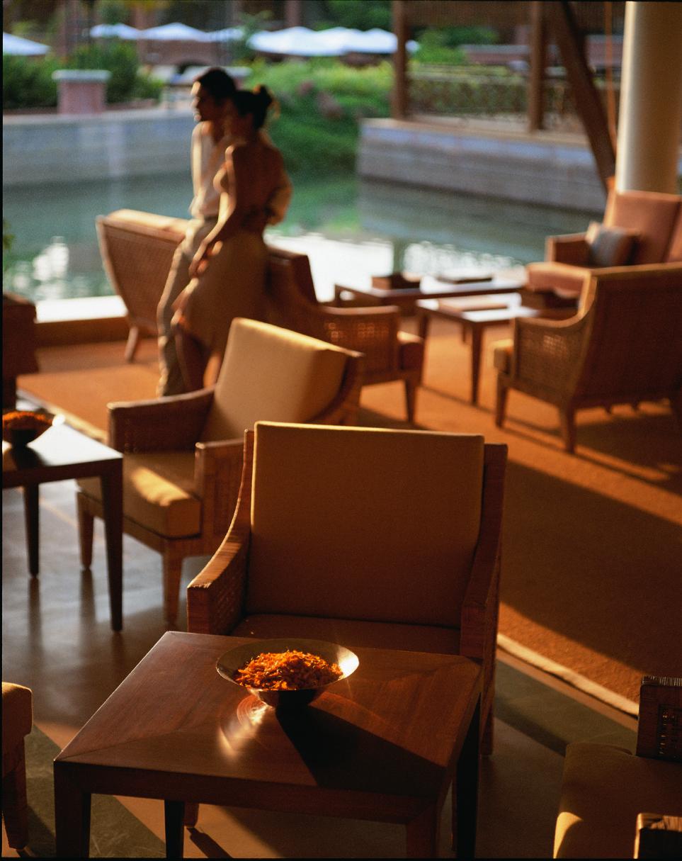 park hyatt goa - lobby lounge