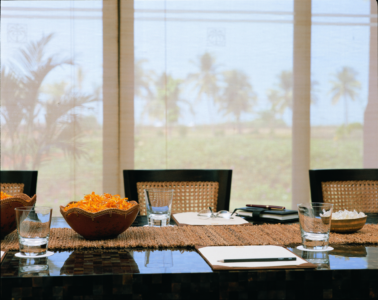 park hyatt goa - meeting rooms