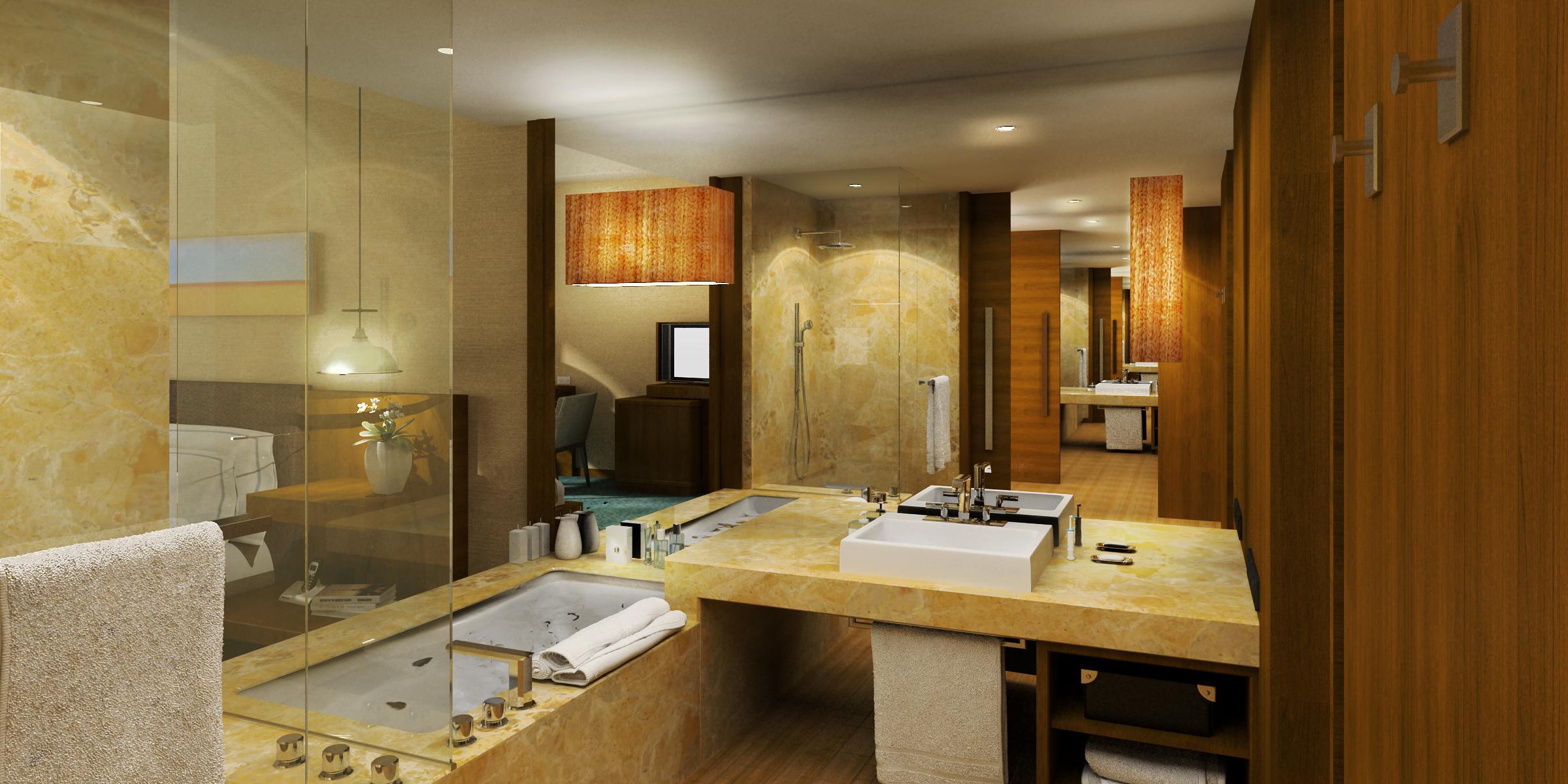 lanefield bathroom