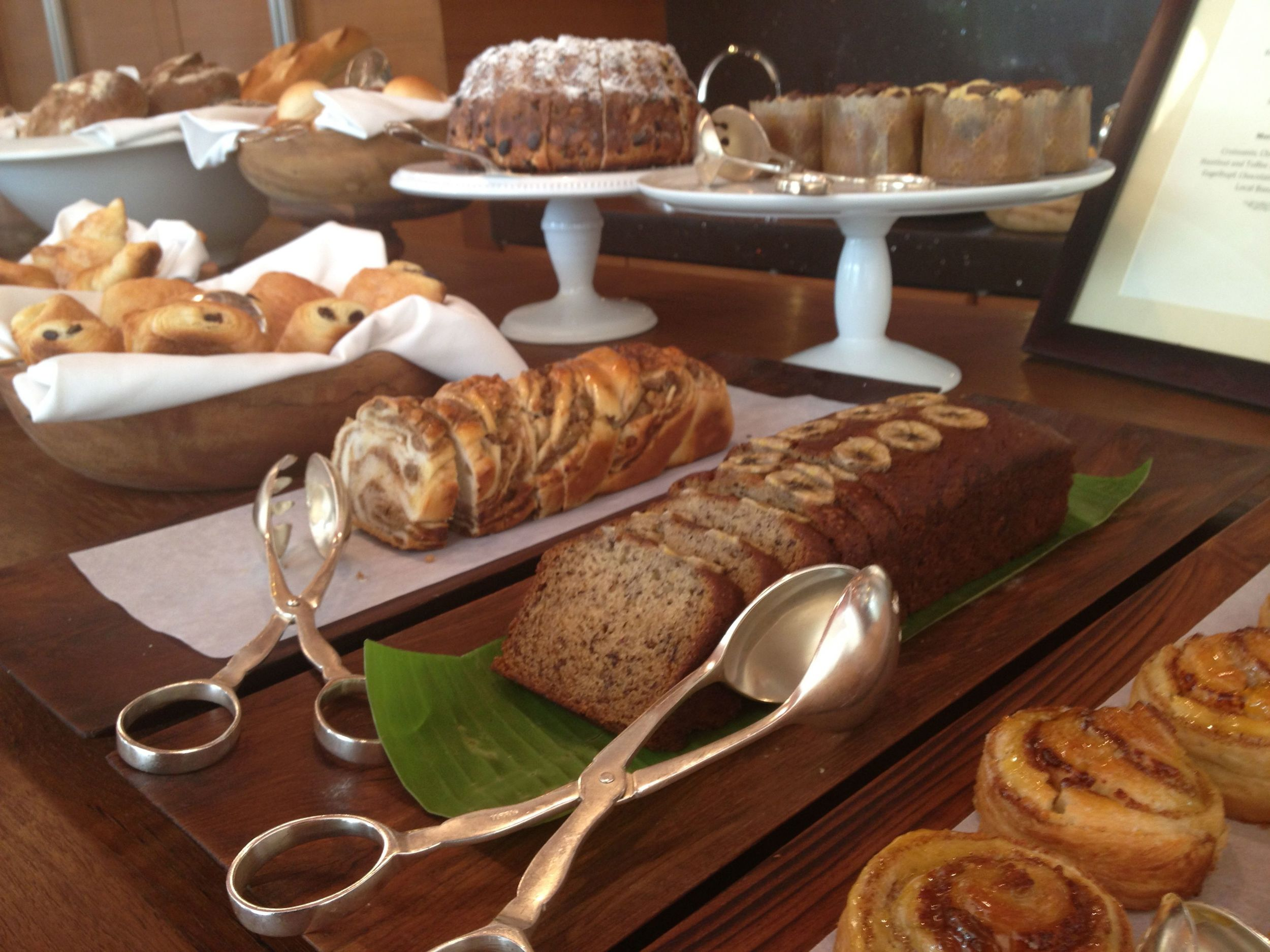 Park Hyatt Chennai - Breakfast buffet