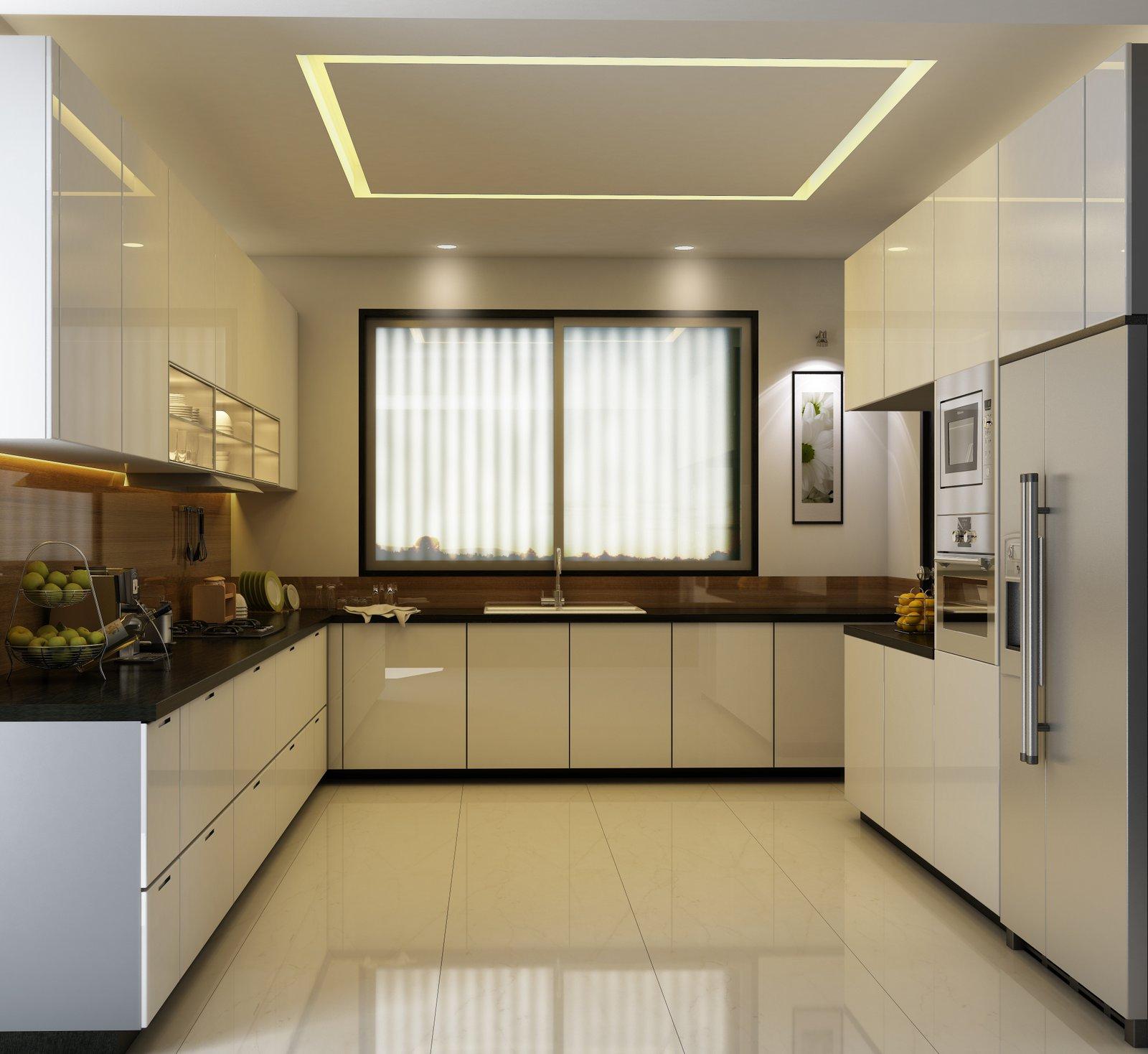 wagholi high-rise 4BHK - kitchen