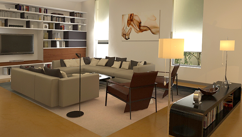 wagholi villa 2 - living room TV