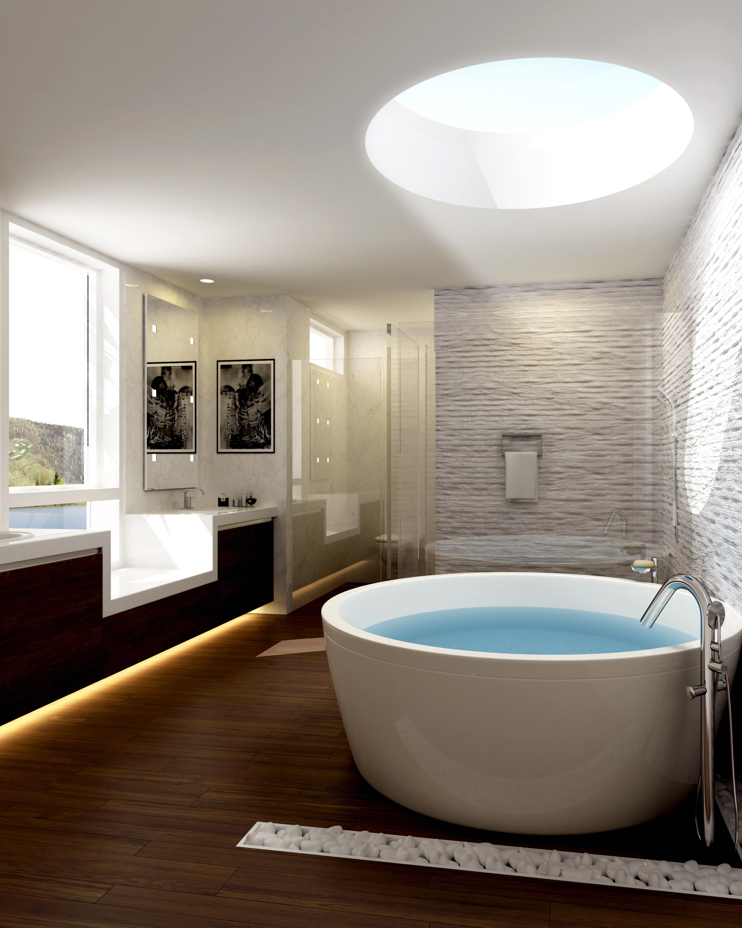 wagholi villa 3 - master bathroom