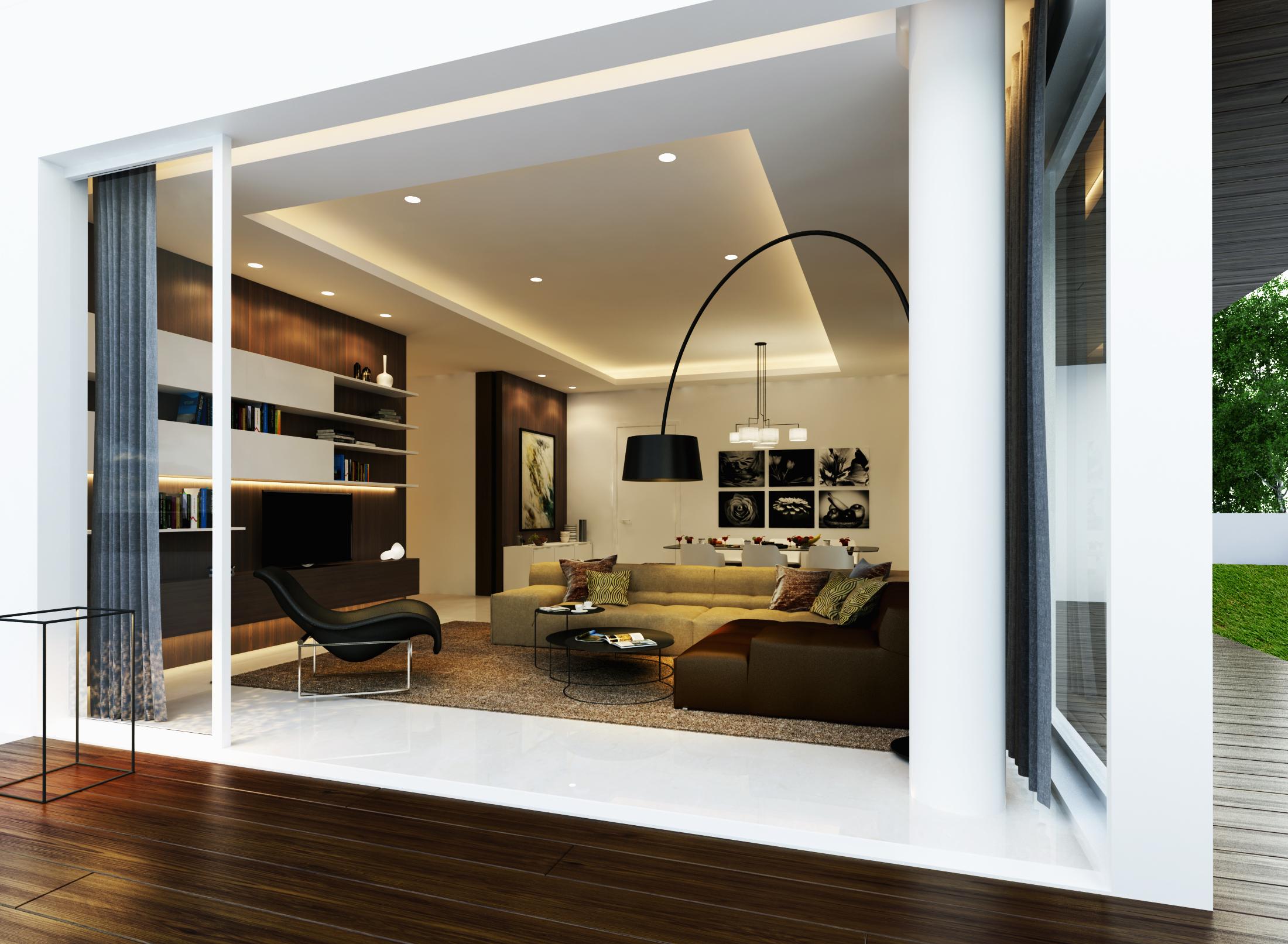 wagholi villa 3 - family room