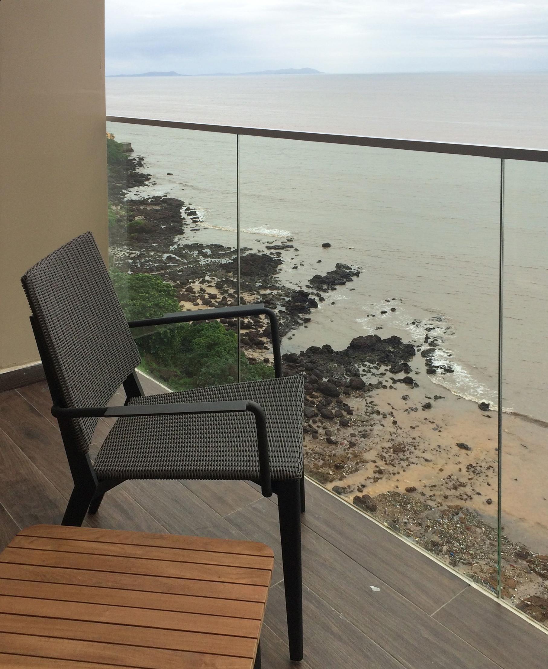 Cobico_Sheraton Conakry_King Balcony view.jpg