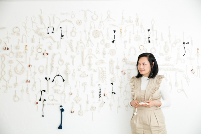 The Year of Knots by Windy Chien http://windychien.com