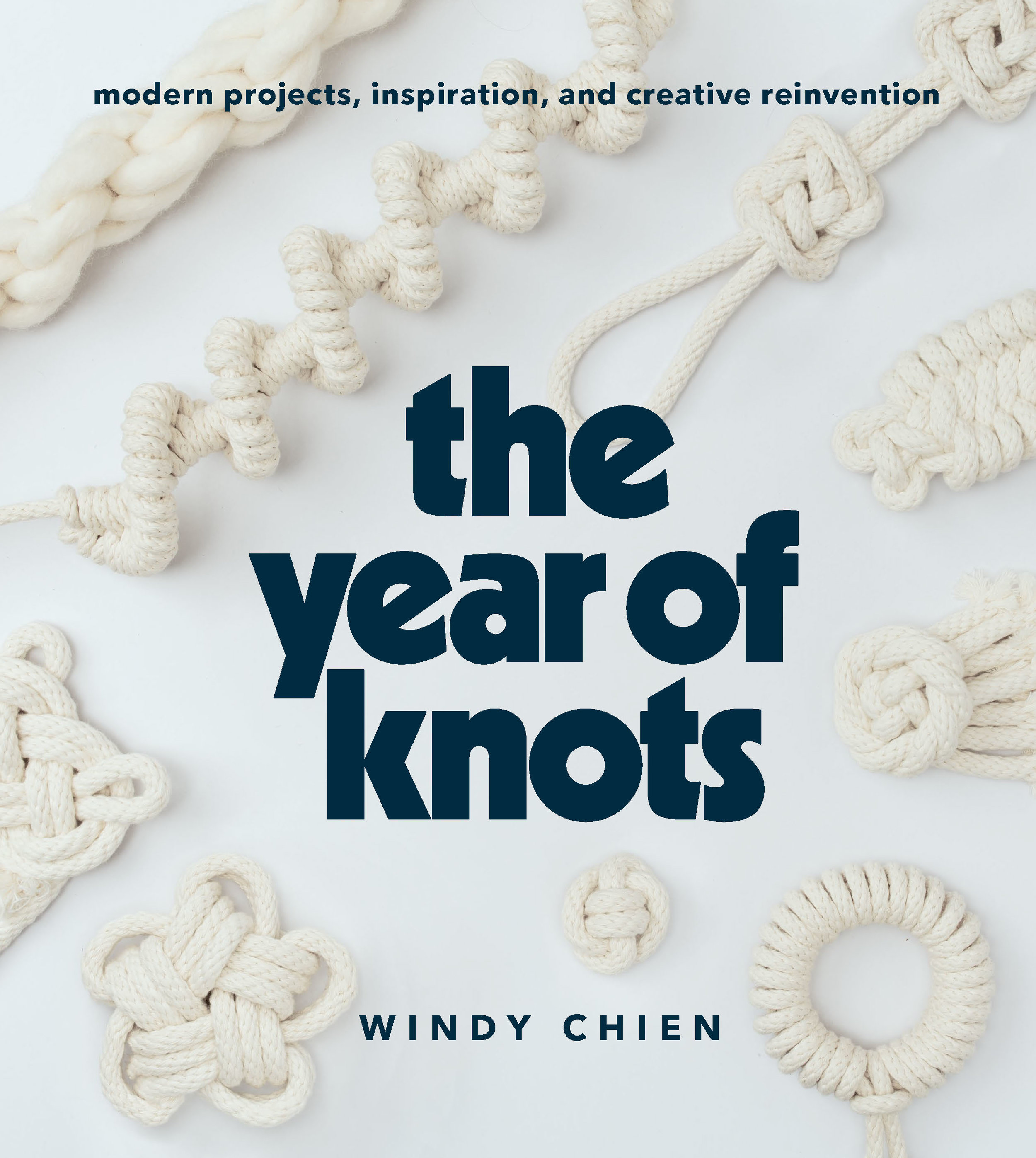 Year of Knots by Windy Chien - book image 1
