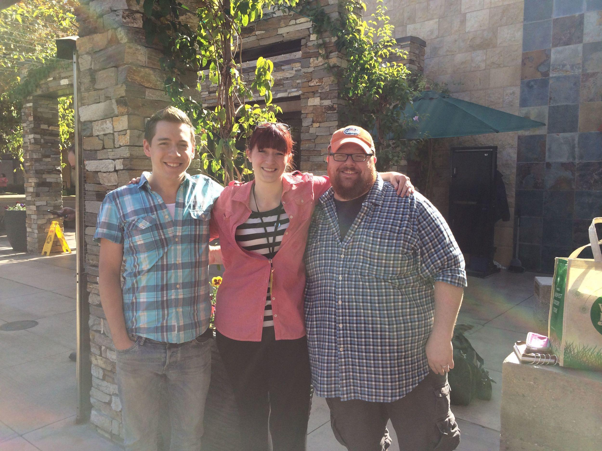 Me, Jessie and Shaun again
