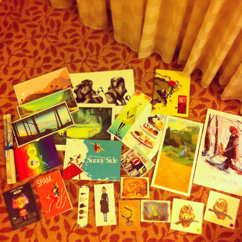 Just a few prints.... good god.