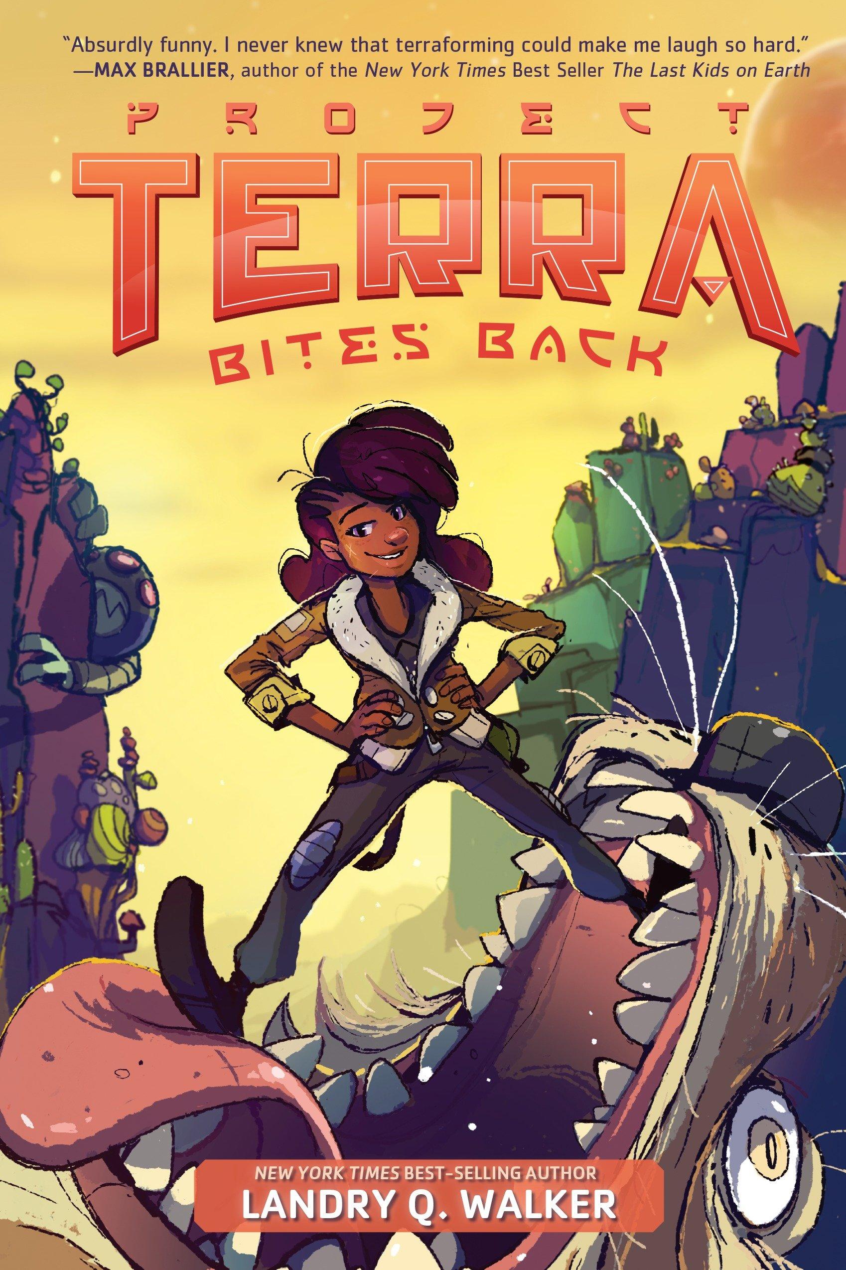 Book 2 : Bites Back