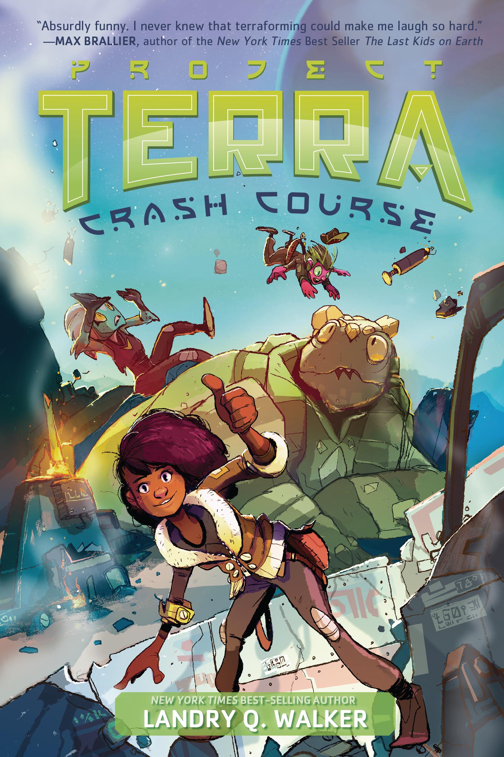 Book 1 : Crash Course