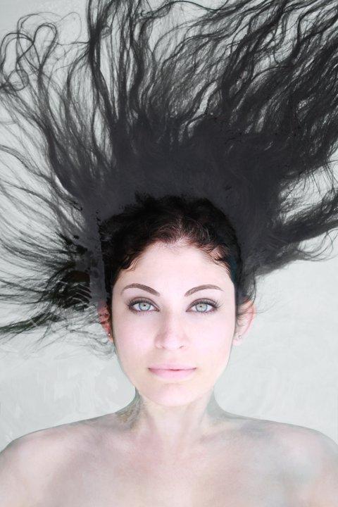 Lydia Challenger, model
