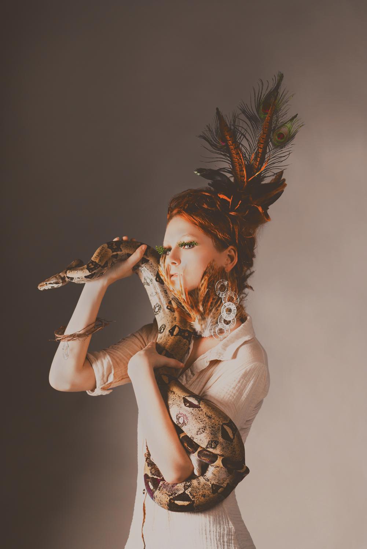 Rebecca Carter, model