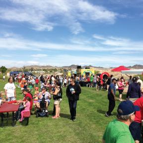Best Dam Food Festival  Saturday, March 5, 11AM-5PM Davis Camp Park - Bullhead City, Arizona Admission: $7 per vehicle Web:  Best Dam Food Festival