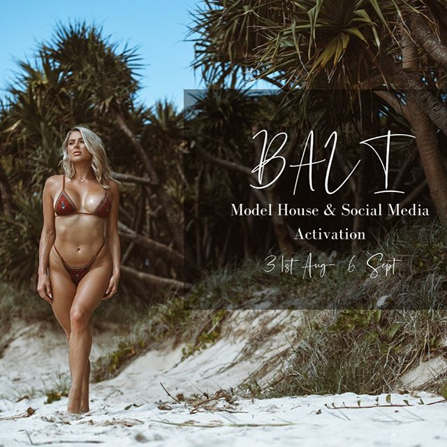 I'm going back to Bali for our annual Model House & Social media activation! If you want to create amazing content in the most stunning locations and learn about digital marketing & social media growth then this is the experience for you! I only have limited places available on these trips so be sure to secure yours! BALIIII here we comeeeeee ❤️❤️ Swipe for more details
