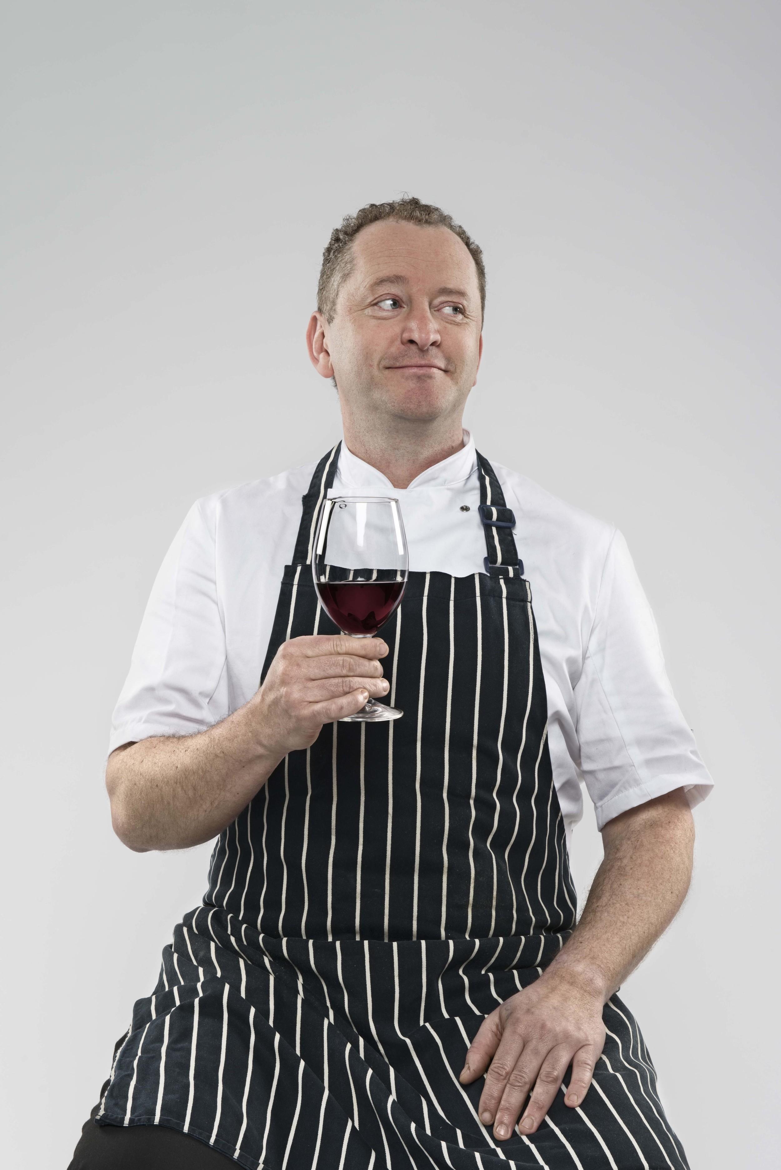 Neil will hopefully enjoy a nice glass of red on Sunday!