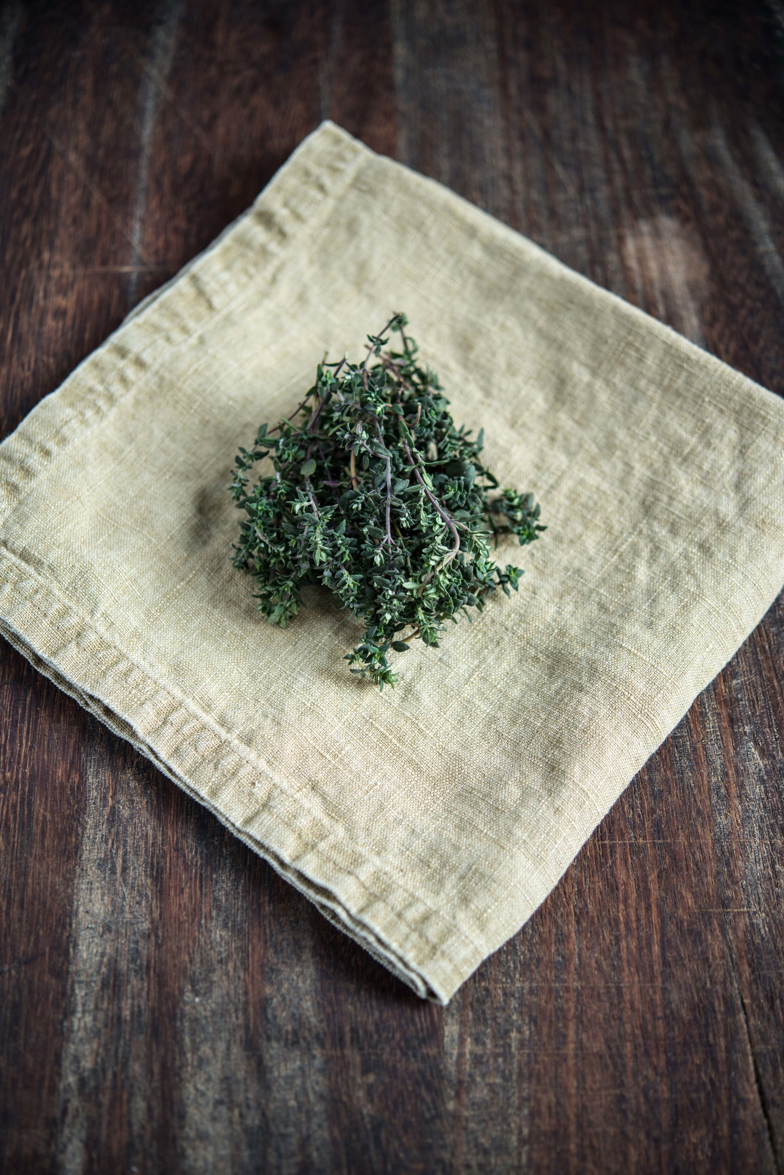 Take some time out for thyme.