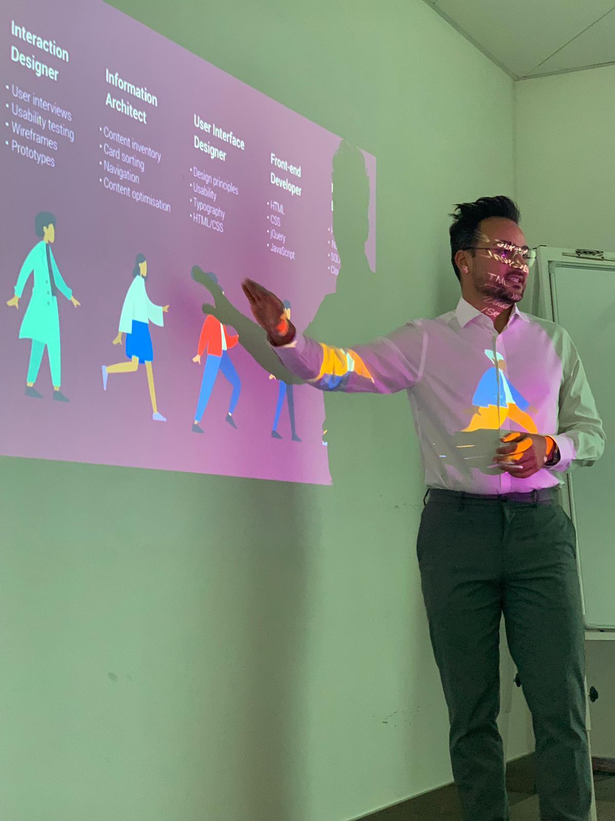 UX Workshop, Bahrain
