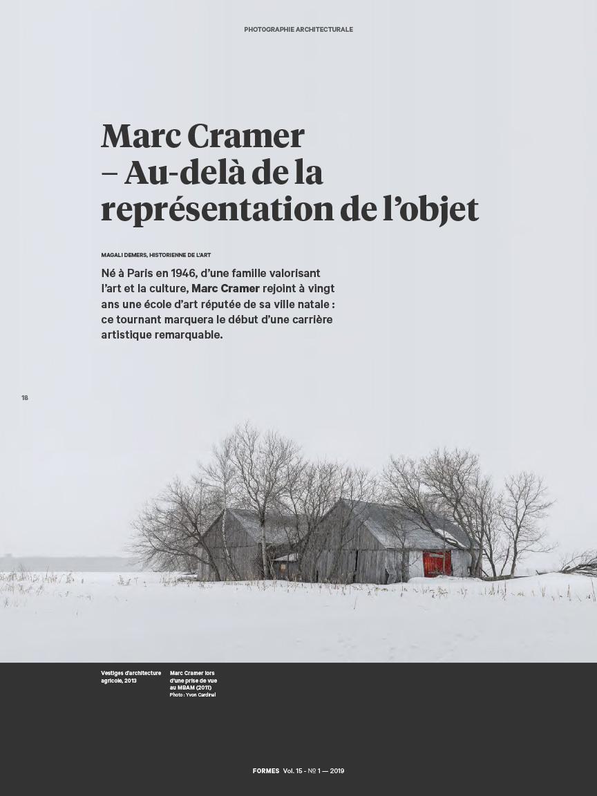 2019_Magazine FORMES