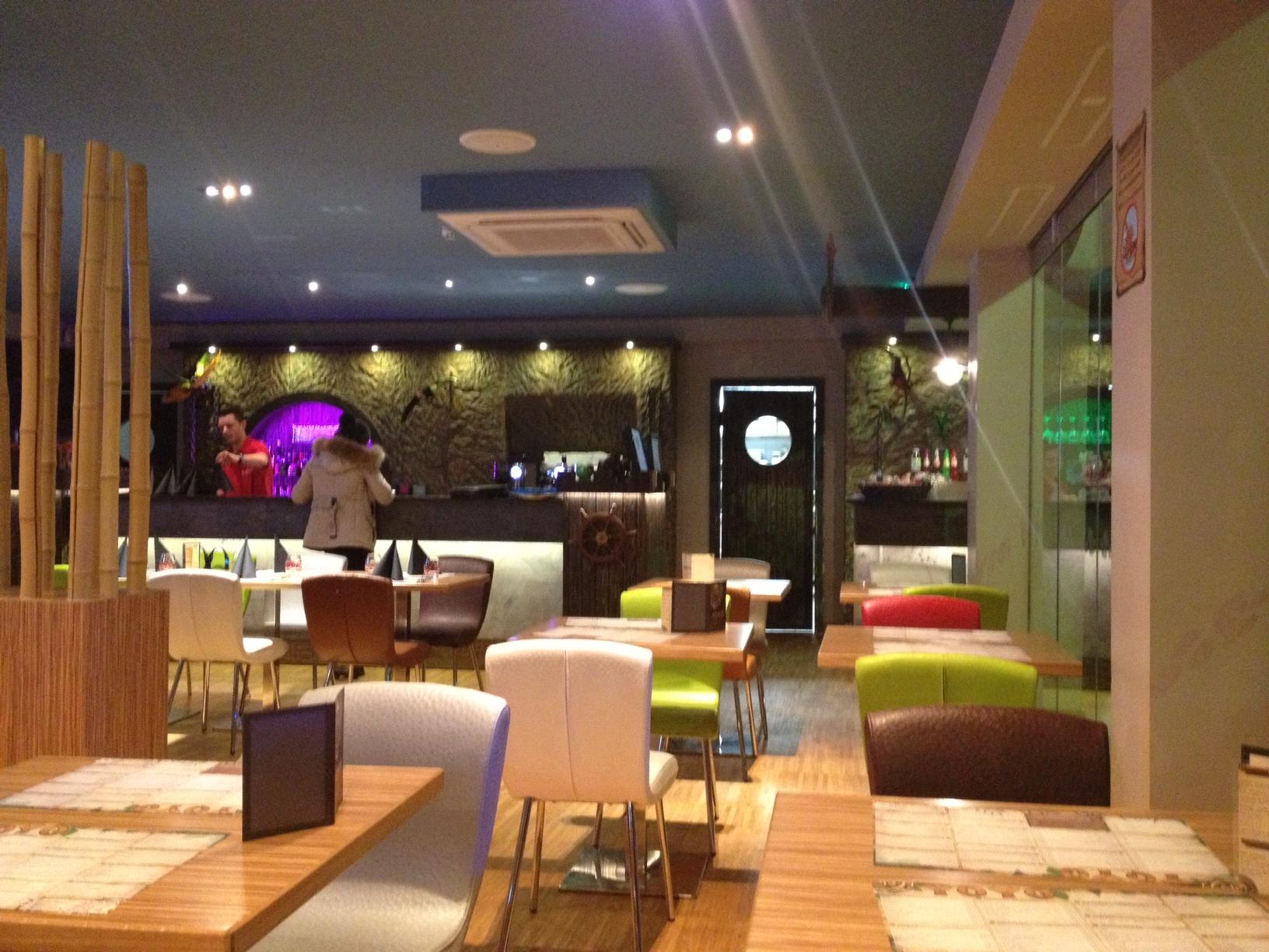 The YOYO Restaurant and Bar.