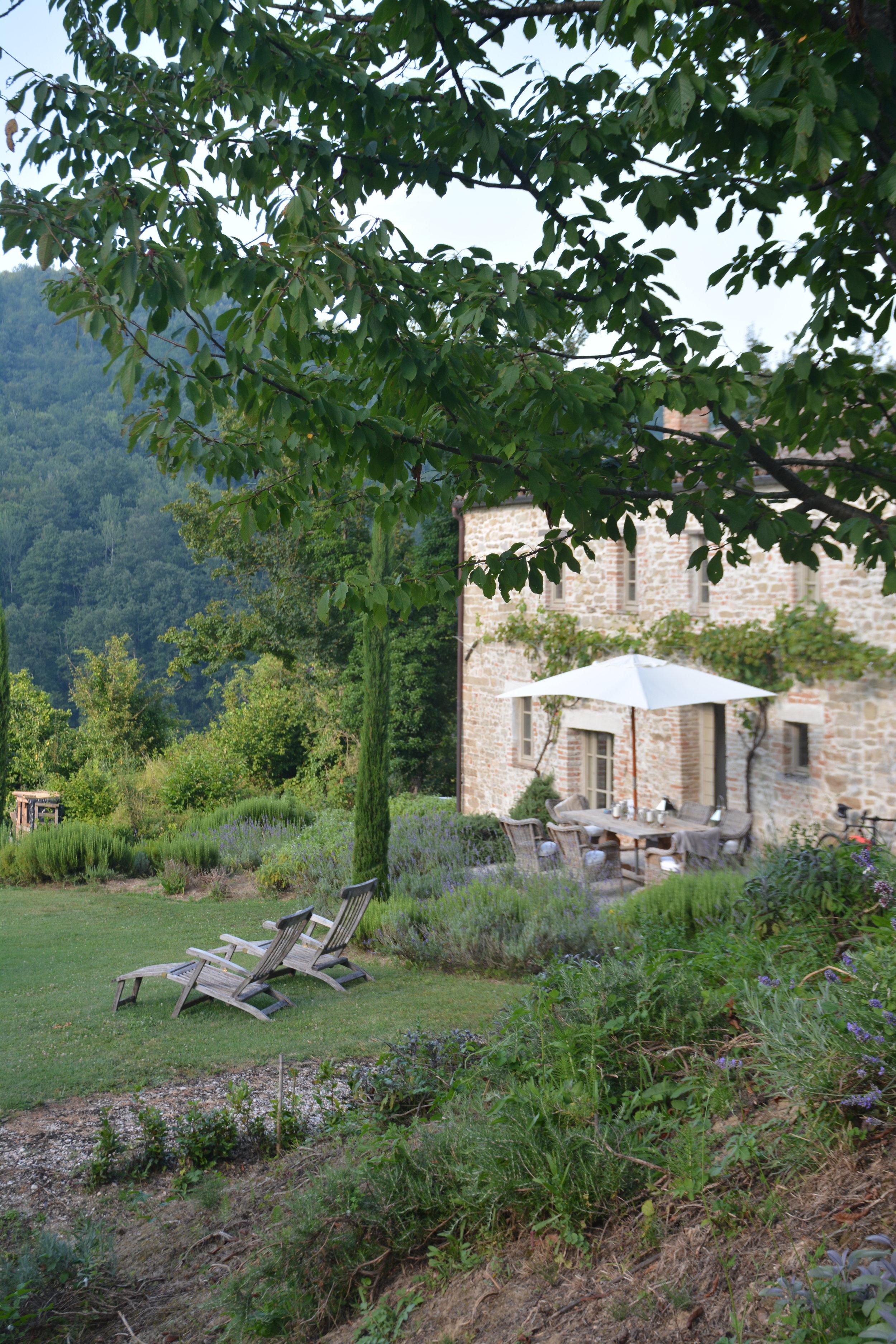 Tenuta Contessa Relais Country House italy — halleluxahs — halleluxahs