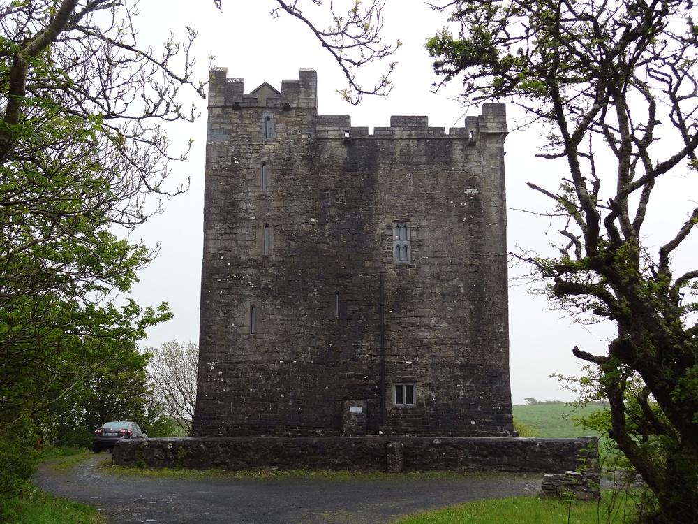 Ballynagowan Castle